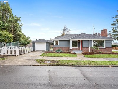 Clark County Single Family Home For Sale: 805 W 33rd St