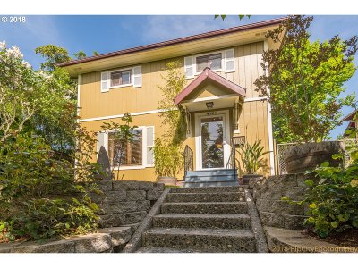 Single Family Home For Sale: 4624 N Commercial Ave