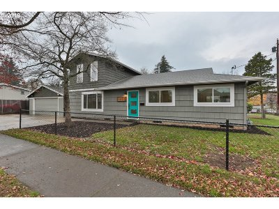 Single Family Home For Sale: 5811 SE 102nd Ave