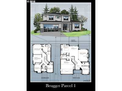 Portland Single Family Home For Sale: 5540 SW Brugger St