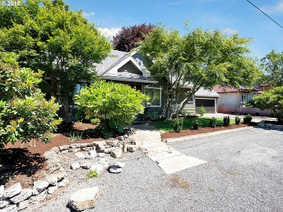 Portland OR Multi Family Home For Sale: $559,000