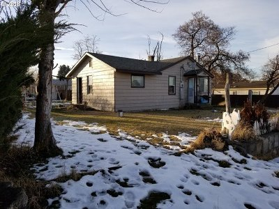 Hermiston Single Family Home For Sale: 815 NW 3rd St