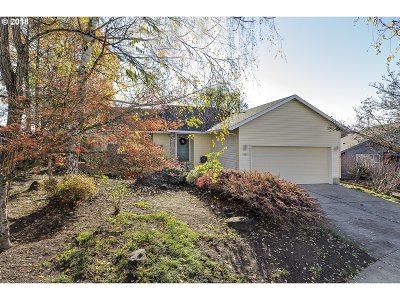 Hillsboro, Cornelius, Forest Grove Single Family Home For Sale: 1069 Cedar St