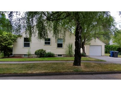 Salem Single Family Home For Sale: 1510 16th St