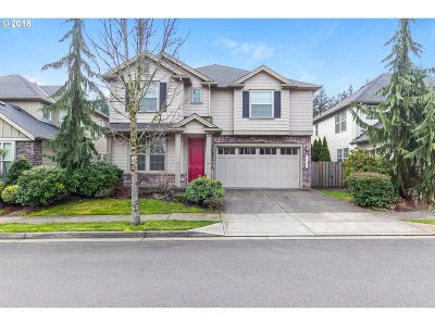 Tualatin Single Family Home For Sale: 10296 SW Helenius St