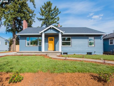 Single Family Home For Sale: 912 NE 68th Ave