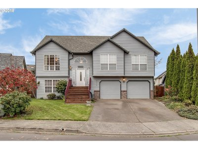 Vancouver Single Family Home For Sale: 8012 NE 100th Cir