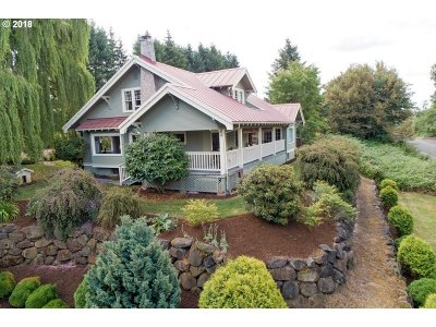 Canby Single Family Home For Sale: 10137 S New Era Rd