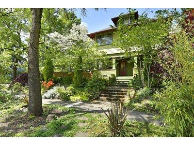 Portland Multi Family Home For Sale: 6907 N Montana Ave