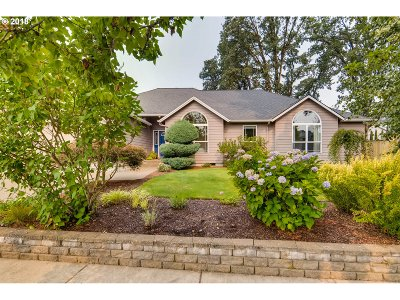 McMinnville Single Family Home For Sale: 2729 NW Riesling Way