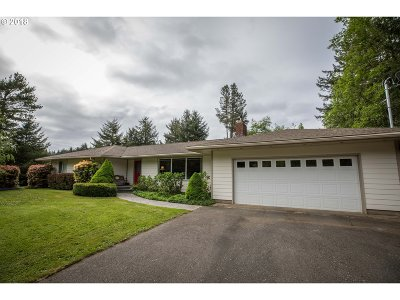 Coos Bay Single Family Home Bumpable Buyer: 62558 Ross Inlet Rd