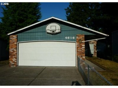 Single Family Home For Sale: 4616 SE 87th Ave