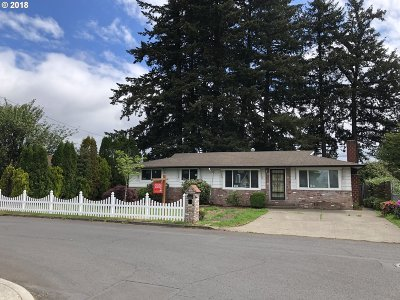 Portland Single Family Home For Sale: 1046 SE 167th Ave