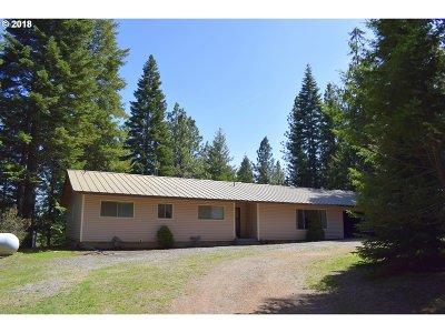 la grande Single Family Home For Sale: 64608 Mt Emily Rd