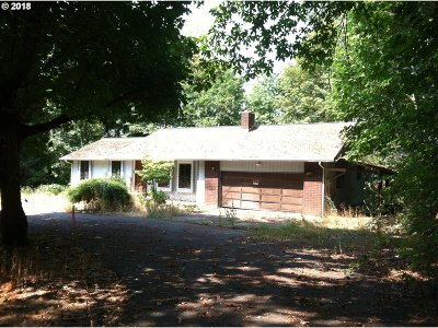 Sweet Home Single Family Home For Sale: 980 Mountain View Rd