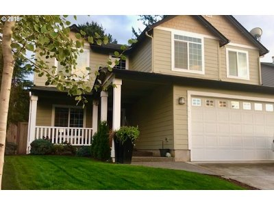 Washougal Single Family Home For Sale: 4974 K St