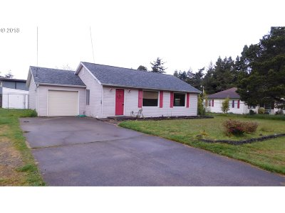 Coos Bay Single Family Home For Sale: 350 Ackerman Ave