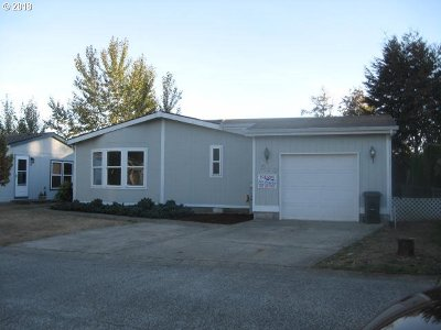Canby Single Family Home Sold: 1655 S Elm St #513