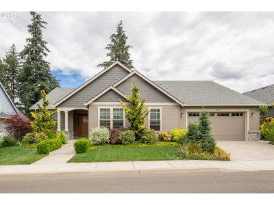 Canby Single Family Home For Sale: 1482 N Elm St