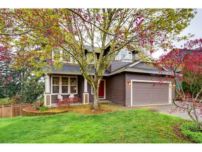 Happy Valley, Clackamas Single Family Home For Sale: 11245 SE Siefert Dr