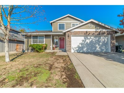 Springfield Single Family Home For Sale: 3242 Aster St