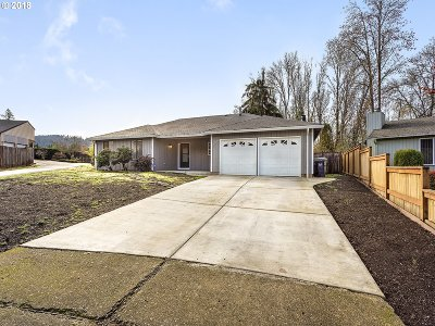 Beaverton Single Family Home For Sale: 19370 SW Murphy St