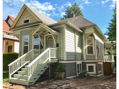 Portland Multi Family Home For Sale: 3310 SE Yamhill St