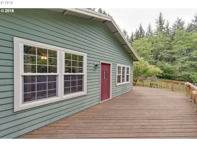 Estacada Single Family Home For Sale: 35045 SE Clover Dr