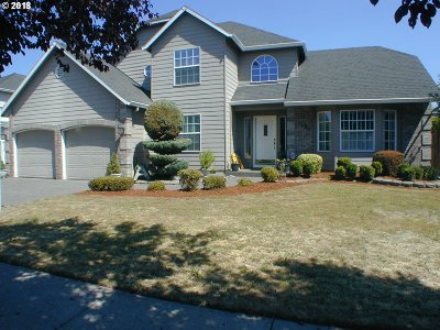 Fairview Single Family Home For Sale: 3650 NE 218th Ave