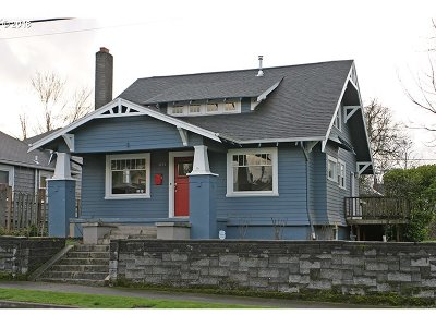 Single Family Home For Sale: 5735 NE 16th Ave