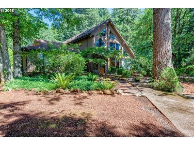 Sublimity Single Family Home For Sale: 612 Drift Creek Rd