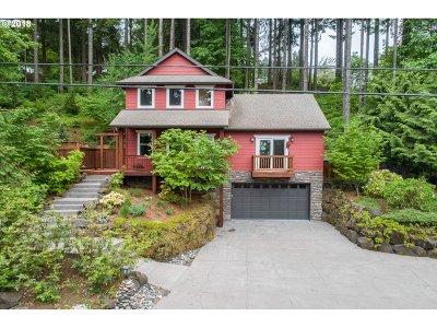 Single Family Home For Sale: 25805 NE Bald Peak Rd