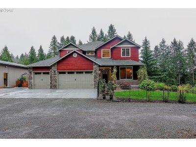 Brush Prairie Single Family Home For Sale: 23007 NE 147th St