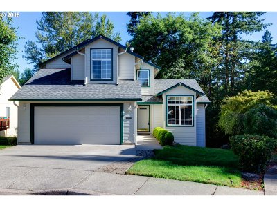 Vancouver Single Family Home For Sale: 2800 NE 95th Cir