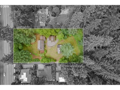 Lake Oswego Residential Lots & Land For Sale: 671 Country Club Rd