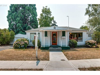 Newberg, Dundee, Mcminnville, Lafayette Single Family Home For Sale: 800 E 8th St
