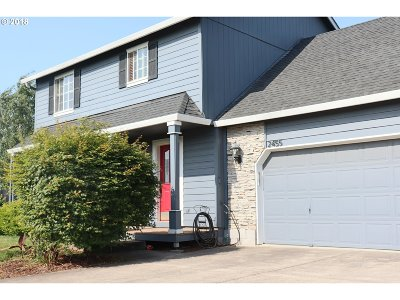 Keizer Single Family Home Sold: 2455 Hassell Ct