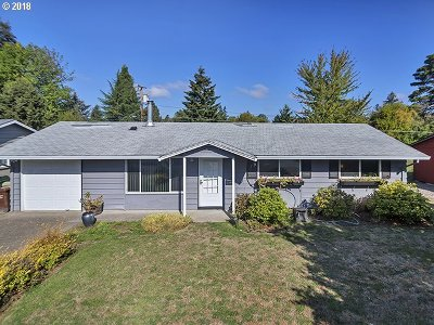 Hillsboro, Beaverton, Tigard Single Family Home For Sale: 13505 SW Devonshire Dr