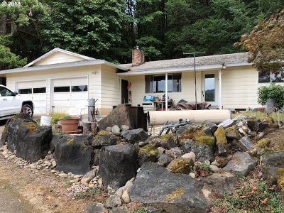 Forest Grove Single Family Home For Sale: 12320 NW Parson Rd