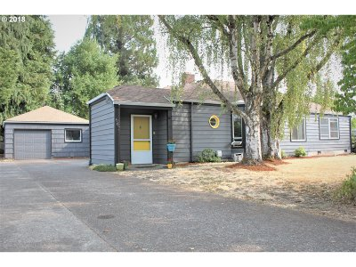 Keizer Single Family Home Sold: 667 Dearborn Ave