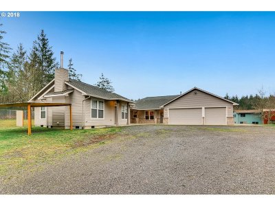 Sherwood, King City Single Family Home For Sale: 17259 SW Swank Rd