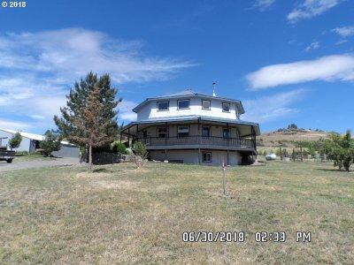 Summerville Single Family Home For Sale: 68197 Pumpkin Ridge Rd