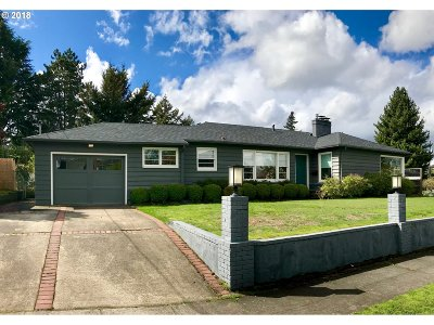 Single Family Home For Sale: 4433 NE 38th Ave