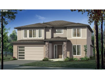 Single Family Home For Sale: 15716 SE Bollam Dr #Lot98