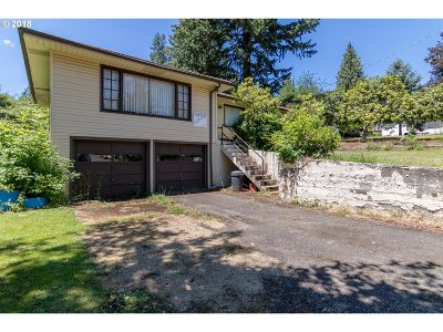 Tigard Single Family Home For Sale: 9655 SW 74th Ave