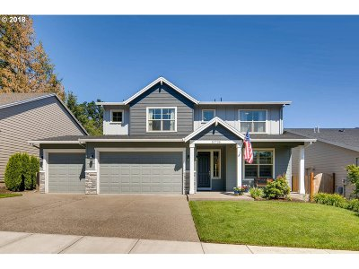 Tigard, Portland Single Family Home For Sale: 10736 SW 80th Ave