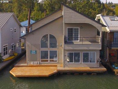 Portland Single Family Home For Sale: 7720 SW Macadam Ave #25