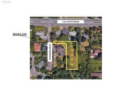 Eugene Residential Lots & Land For Sale: 4 Remi Ln #4