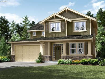 Tigard Single Family Home For Sale: 13237 SW Maddie Ln #lot 6