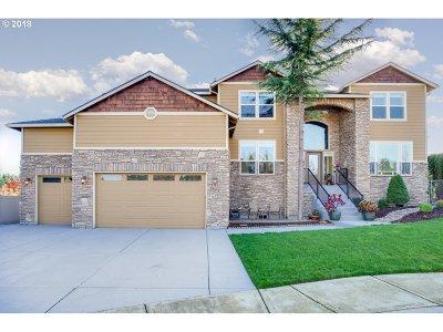 Clark County Single Family Home For Sale: 4601 NE 126th Cir
